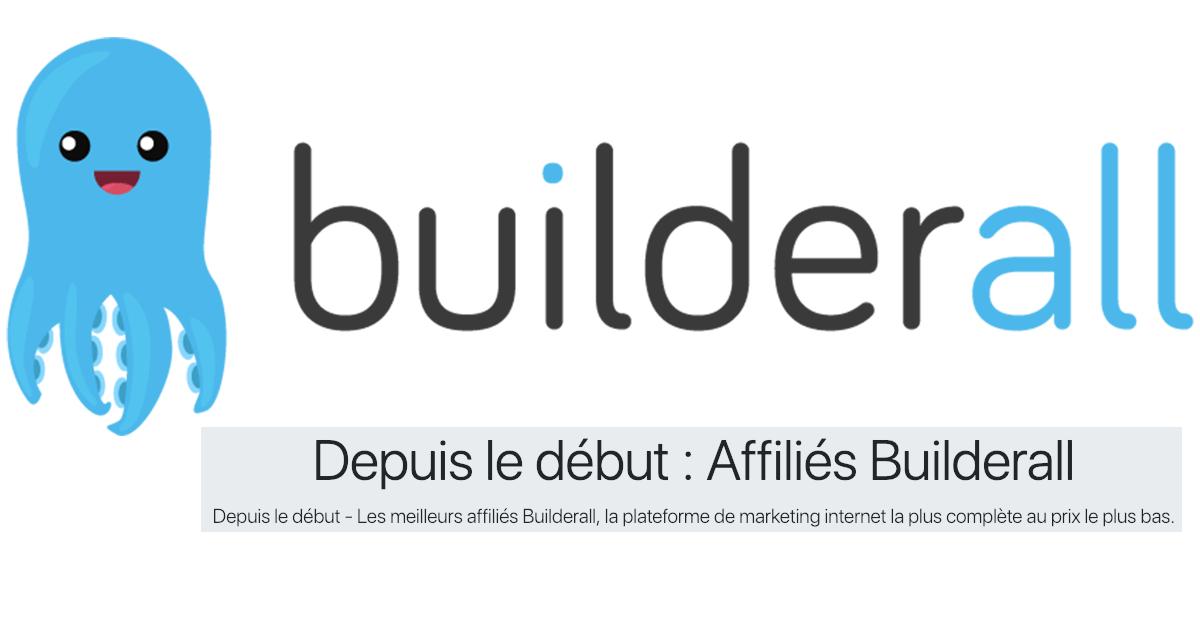 Affiliés Builderall