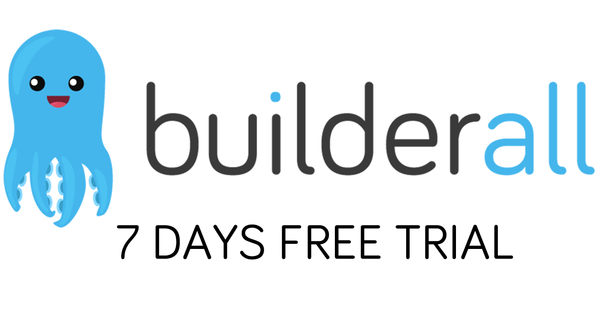 Builderall, 7 DAYS FREE TRIAL
