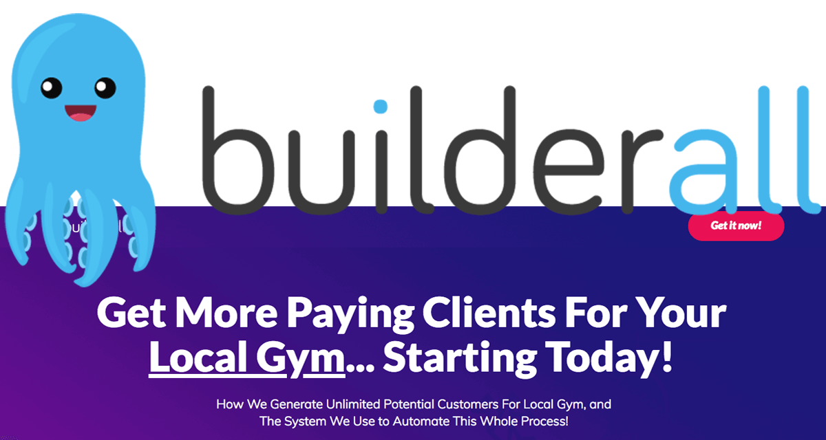 Sales funnel for local gym owners