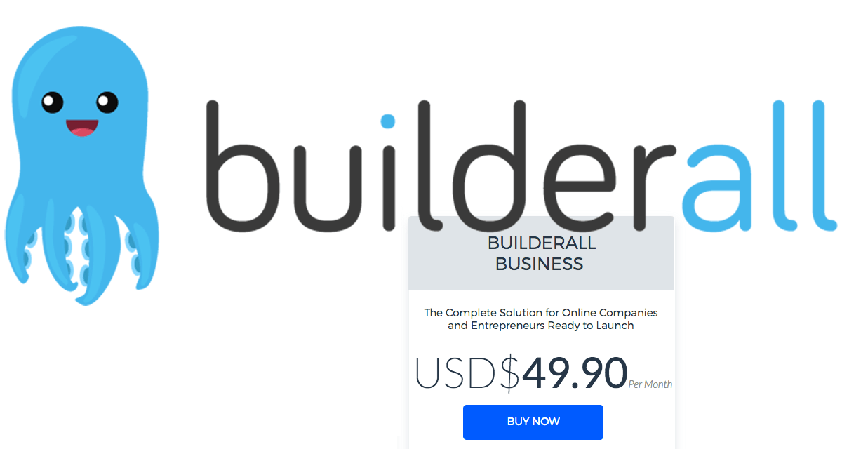 Builderall: $49.90
