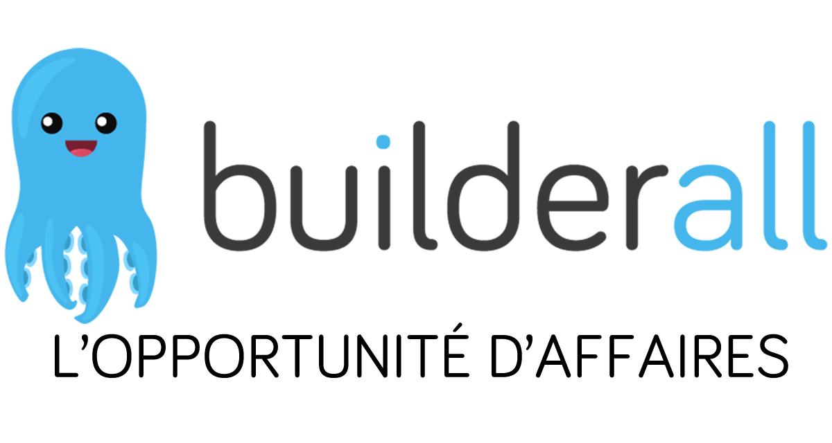 Builderall en français - l'opportunité d'affaires